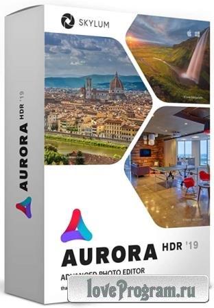 Aurora HDR 2019 1.0.0.2550