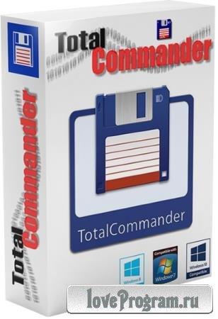 Total Commander 9.51 Final LitePack / PowerPack 2020.3 + Portable