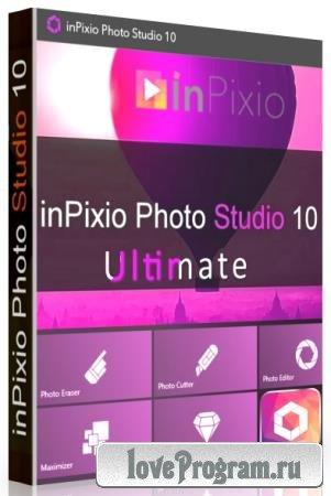 InPixio Photo Studio Ultimate 10.0.0 Rus Portable by SamDel