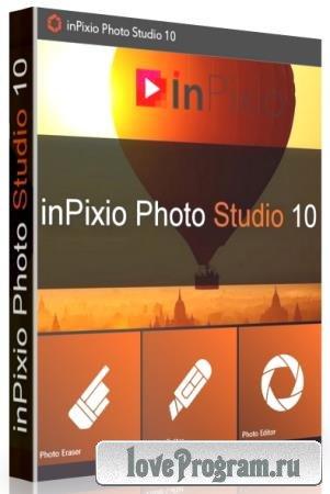 InPixio Photo Studio Pro 10.01.0
