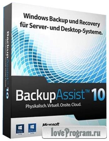 BackupAssist Desktop 10.5.2