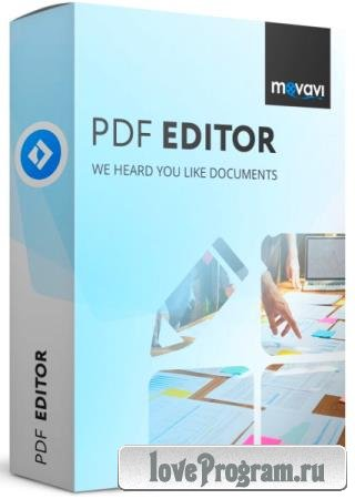 Movavi PDF Editor 3.1.0