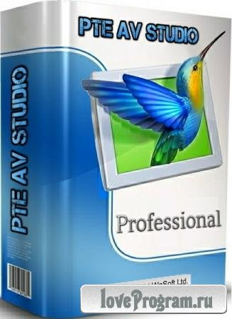 WnSoft PTE AV Studio Pro 10.0.9 RePack & Portable by TryRooM