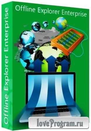 MetaProducts Offline Explorer Enterprise 7.7.4648
