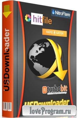USDownloader 1.3.5.9 14.04.2020 Rus Portable