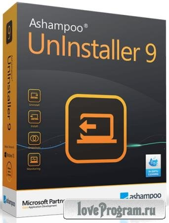 Ashampoo UnInstaller 9.00.10 Final