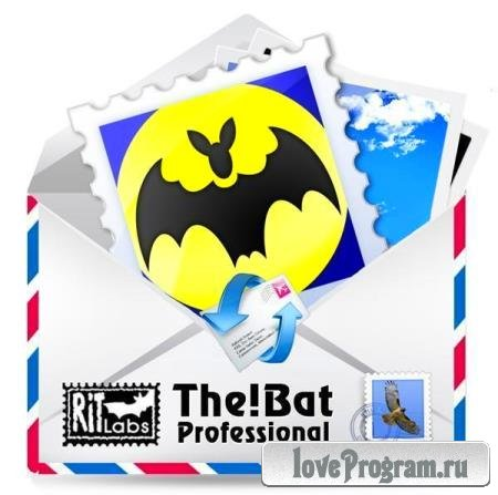 The Bat! Professional Edition 9.1.14 RePack & Portable by elchupakabra