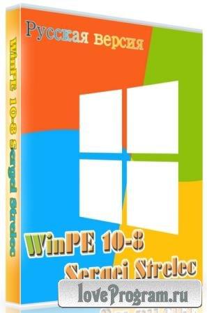 WinPE 10-8 Sergei Strelec 22020.04.20