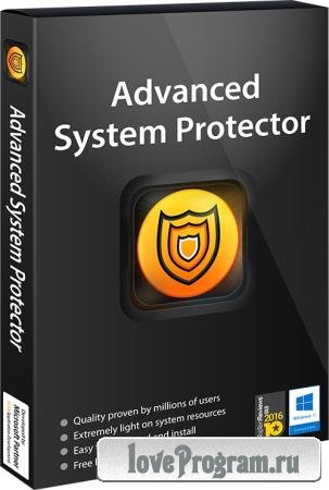 Advanced System Protector 2.3.1001.26010