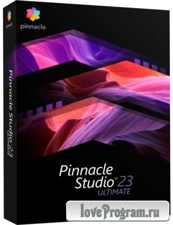 Pinnacle Studio Ultimate 23.2.0.290 + Content