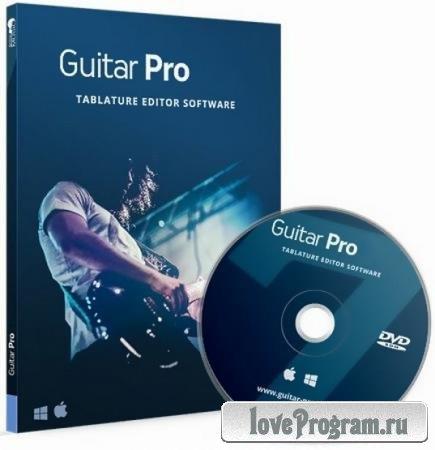 Guitar Pro 7.5.4 Build 1799 + Soundbanks
