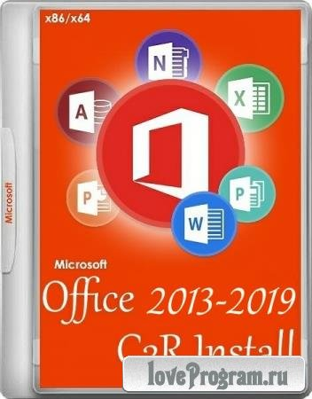 Office 2013-2019 C2R Install / Lite 7.05 Portable
