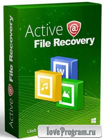 Active File Recovery 20.0.5