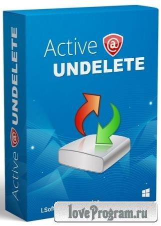 Active@ UNDELETE Ultimate 17.0.7
