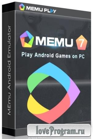 MEmu Android Emulator 7.2.1