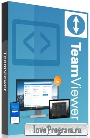 TeamViewer 15.5.6 Final + Portable