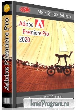 Adobe Premiere Pro 2020 14.2.0.47 by m0nkrus