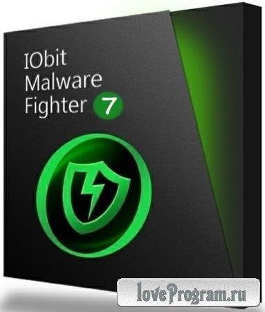 IObit Malware Fighter Pro 7.7.0.5874 Final