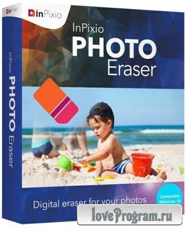 InPixio Photo Eraser 10.3.7447.32534