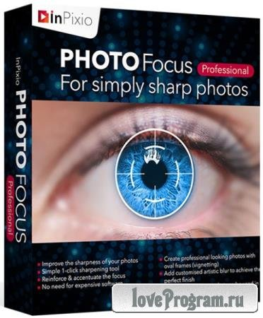 InPixio Photo Focus Pro 4.10.7447.32475