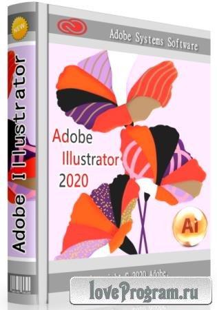 Adobe Illustrator 2020 24.1.3.428 RePack by KpoJIuK