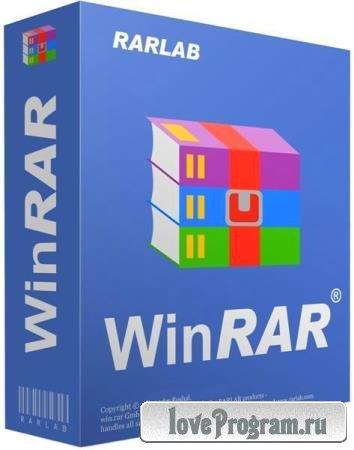 WinRAR 5.91 Beta 1 Russian