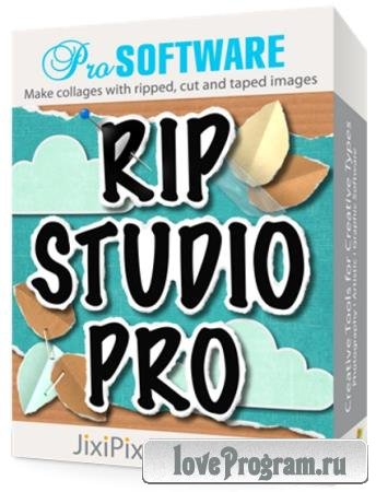 JixiPix Rip Studio 1.1.10