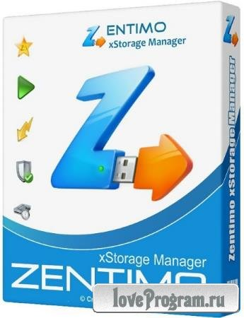 Zentimo xStorage Manager 2.3.2.1280 Final