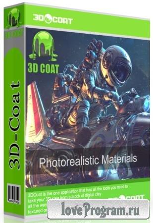 3D-Coat 4.9.52