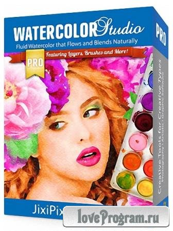 Jixipix Watercolor Studio 1.4.9
