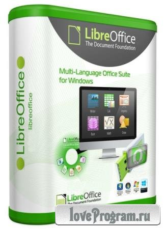 LibreOffice 6.4.5.2 Stable Portable by PortableApps