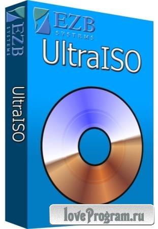 UltraISO Premium 9.7.3.3629 RePack & Portable by KpoJIuK (13.07.2020)