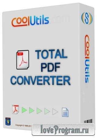 Coolutils Total PDF Converter 6.1.0.30