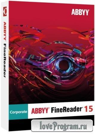 ABBYY FineReader PDF 15.0.113.3886 Corporate