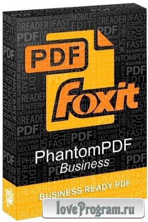 Foxit PhantomPDF Business 10.0.1.35811
