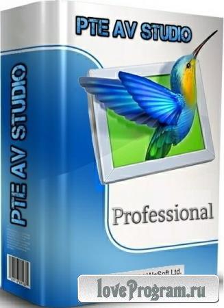 WnSoft PTE AV Studio Pro 10.0.12 Build 2