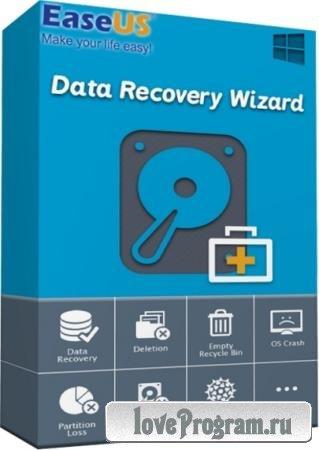 EaseUS Data Recovery Wizard Technician / Professional 13.6
