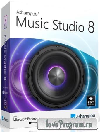 Ashampoo Music Studio 8.0.1.6 Final