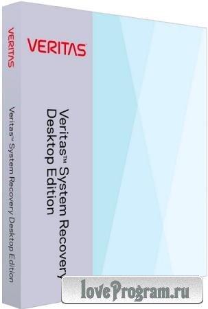 Veritas System Recovery 21.0.1.61051 + BootCD