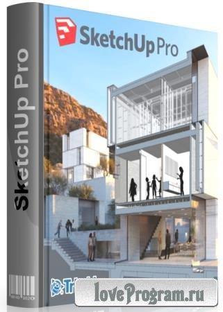SketchUp Pro 2020 20.2.172