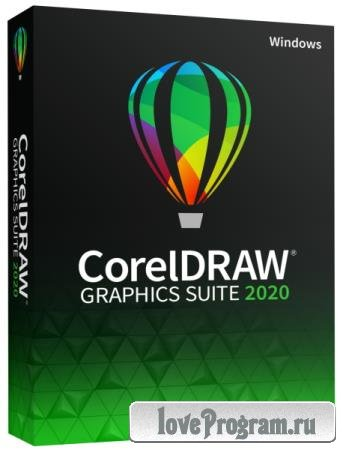 CorelDRAW Graphics Suite 2020 22.1.1.523 RePack by KpoJIuK
