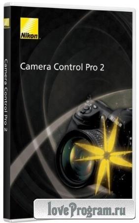 Nikon Camera Control Pro 2.32.0