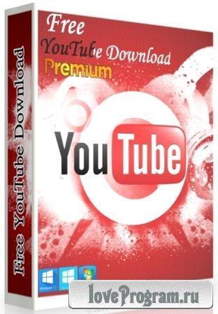 Free YouTube Download 4.3.26.825 Premium