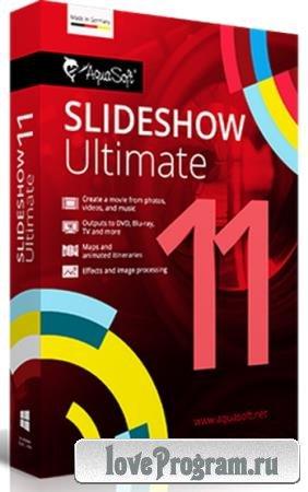AquaSoft SlideShow Ultimate 11.8.03