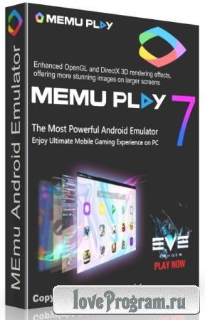MEmu Android Emulator 7.2.5