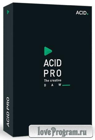 MAGIX ACID Pro 10.0.3 Build 24