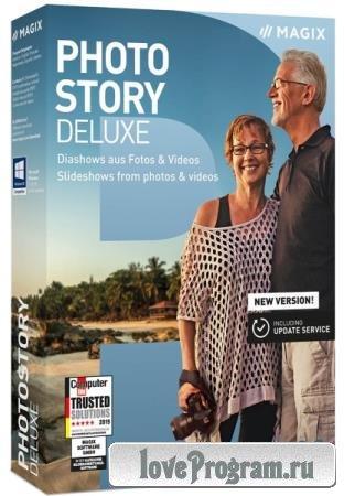 MAGIX Photostory 2021 Deluxe 20.0.1.56