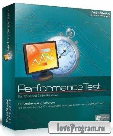 PassMark PerformanceTest 10.0 Build 1009 Final