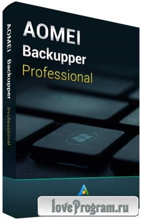 AOMEI Backupper Professional / Technician / Technician Plus / Server 6.0.0 + Rus