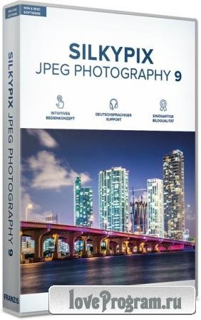 SILKYPIX JPEG Photography 9.2.21.0 + Rus